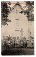 70  DAMPIERRE-SUR-SALON  -  L'Ecole Enfantine - France