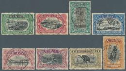 Ruanda Urundi 1916 Belgian Congo Rare - 1916-22: Usati