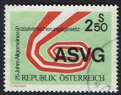 Österreich 1981, Mi Nr 1664,gestempelt - 1945-.... 2ª República