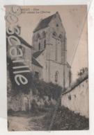 60 OISE - CP BOREST - L'EGLISE ( XIIe Siècle ) LE CLOCHER - PAS DE NOM D'EDITEUR - Frankreich