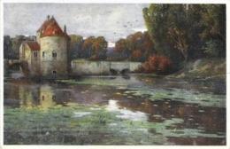Adolf KAUFMANN (1848-1916) - Bruges-Brugge - Jour D'automne - Peintures & Tableaux