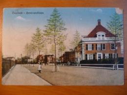 CPA - Enschede - Rembrandtlaan - Cachet Censure Militaire - Stempel Militaire Censuur - 1918 - Enschede