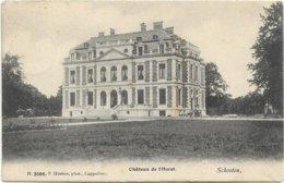 Schoten - Schooten  *  Chateau De L'Horst  (Hoelen) - Schoten