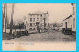 CPA BASSE-WAVRE : Le Château Durousseau - Animée Et Circulée En 1906 - 2 Scans - Wavre