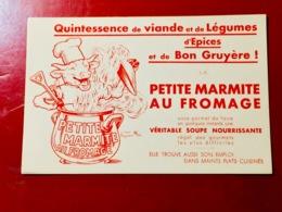 BUVARD  ( La  PETITE  MARMITE  AU. FROMAGE )  Benjamin  Rabier - Soups & Sauces