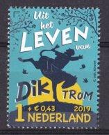Nederland - 3 Oktober 2019 - Kinderpostzegels - C. Joh. Kieviet: Uit Het Leven Van Dik Trom - MNH/postfris - Fairy Tales, Popular Stories & Legends