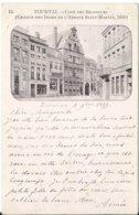 Doornik/Tournai,Café Des Brasseurs 1899 - Tournai