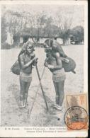 FRENCH CONGO  JEUNES FILLES YACOMAS - French Congo - Other