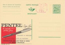 België Publibel; 2517 - Stamped Stationery