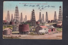 Vente Immediate California Oil Wells At Los Angeles ( Puits Petrole ) - Los Angeles