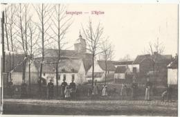 LOUPOIGNE - L'Eglise - Genappe