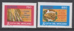 Europa Cept 1995 Vatican City 2v ** Mnh (44911G) ROCK BOTTOM PRICE - Europa-CEPT