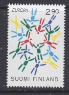 Europa Cept 1995  Finland 1v ** Mnh (44911H) ROCK BOTTOM PRICE - Europa-CEPT