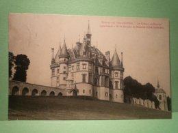 CPA 70 Villersexel Le Chateau De Bournel - France