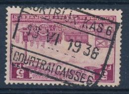 """TR 191 - """"KORTRIJK-KAS 6 - COURTRAI-CAISSE 6"""" - (ref. 29.229) - Spoorwegen"""