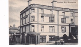 ANGLETERRE(BOURNEMOUTH) HOTEL - Bournemouth (desde 1972)