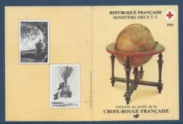 France - Carnet Croix Rouge - Neuf Sans Charnière - 1982 - Carnets