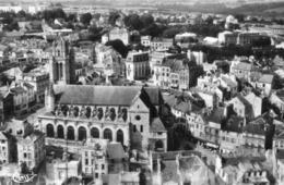 PONTOISE - Vue Aérienne - Eglise Saint-Maclou Et Place Du Grand Martroy - Pontoise