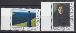 Europa Cept 1996 Faroe Islands 2v Used 1st Day (44914C) - Europa-CEPT
