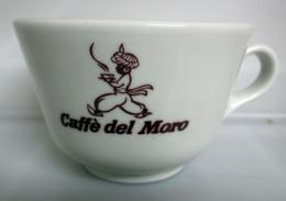 TAZZA CAPPUCCINO CAFFE' DEL MORO - Tazze