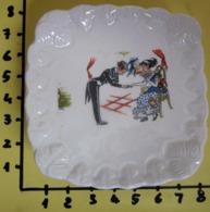 PIATTINO CERAMICA MALABAR VINTAGE - Ceramica & Terraglie