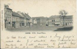 Leuze,Grand'Place 1899 - Leuze-en-Hainaut