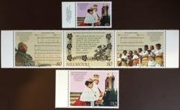 Tonga Niuafo'ou 1992 Coronation Anniversary MNH - Tonga (1970-...)