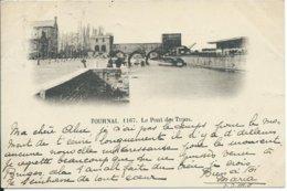 Doornik/Tournai,Le Pont Des Trous 1899 - Tournai