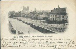 Doornik/Tournai,Panorama De L'Escaut 1899 - Tournai