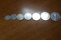 Armenia Set Of 7 Coins - Armenië