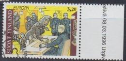 Europa Cept 1996 Finland 1v Used (44915B) - Europa-CEPT