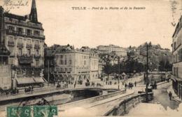 9150  -2019  TULLE    PONT DE LA MAIRIE ET DE LA BASCULE - Tulle