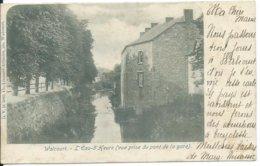 Walcourt,L'Eau D'Heure(vue Prise Du Pont De La Gare) 1900 - Walcourt