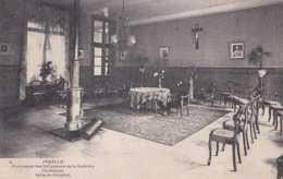 Jemelle - Pensionnat Des Religieuses De La Doctrine Chrétienne - Salle De Récpetion - Circulé En 1919 - TBE - Rochefort - Rochefort