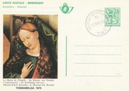 België 1975, Entier Postal De Aankondiging - Entiers Postaux