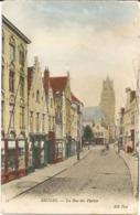 BRUGES-BRUGGE - La Rue Des Pierres - Avelgem