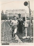Photo Presse - Paris-Soir - Le Belge Van Rumst Remporte Le Prix Jean Bouin - Sporten