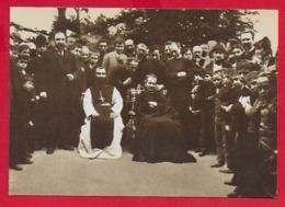 CARTOLINA NV ITALIA - Fotografia Di Don Bosco A Marti Codolar - Barcellona 3 Maggio 1886 - 10 X 15 - Saints