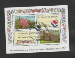 FRANCE / 1993 / Y&T N° 2849/2850 En Bloc Ou BF N° 15 (Salon Du Timbre 1994) - Oblitération 1er Jour. SUPERBE ! - Blocks & Kleinbögen