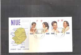 FDC Niue - 1971 - Complete Set (to See) - Niue