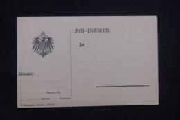 ALLEMAGNE - Carte De Correspondance En Feldpost Non Circulé - L 43141 - Allemagne