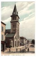 SAINT DIE (88) - L' Eglise Saint-Martin - Carte Colorisée - Ed. LL. - 29 - Saint Die