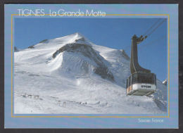 102450/ TIGNES, La Grande Motte, Télécabine - Frankreich