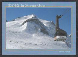 102450/ TIGNES, La Grande Motte, Télécabine - Francia