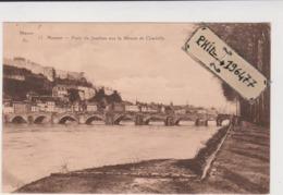 Namur - Cpa / Pont De Jambes Sur La Meuse Et Citadelle. - Namur