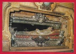 CARTOLINA VG ITALIA - Santuario Di MARIA AUSILIATRICE - TORINO - Urna Di S. Giovanni Bosco - 10 X 15 - 1988 - Heiligen