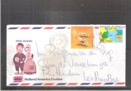 Lettre De Djibouti Vers Les Pays-Bas - 1978 (à Voir) - Djibouti (1977-...)