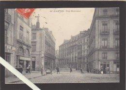 Nantes / Rue Mercoeur, Angle Rue Jean Jaures , Café Du Palais, Tabacs - Nantes