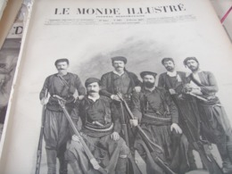 MONDE/CRETE INSURRECTION /POPES LA CANEE /MONGOLIE - Livres, BD, Revues