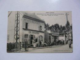 CPA 51 MARNE - OIRY : Oiry Gare ' Scène Animée - Francia